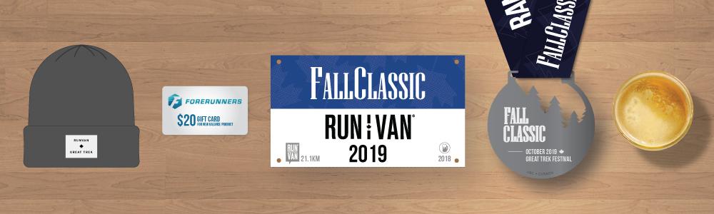 Fall Classic Race Bonuses
