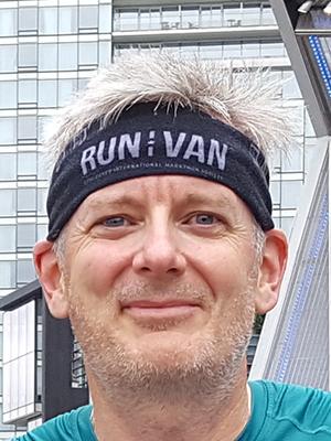 Greg Burnham - Pacer