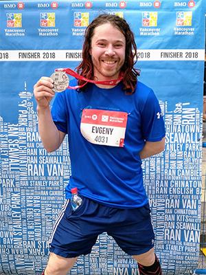 Evgeny Vinnik - Pacer