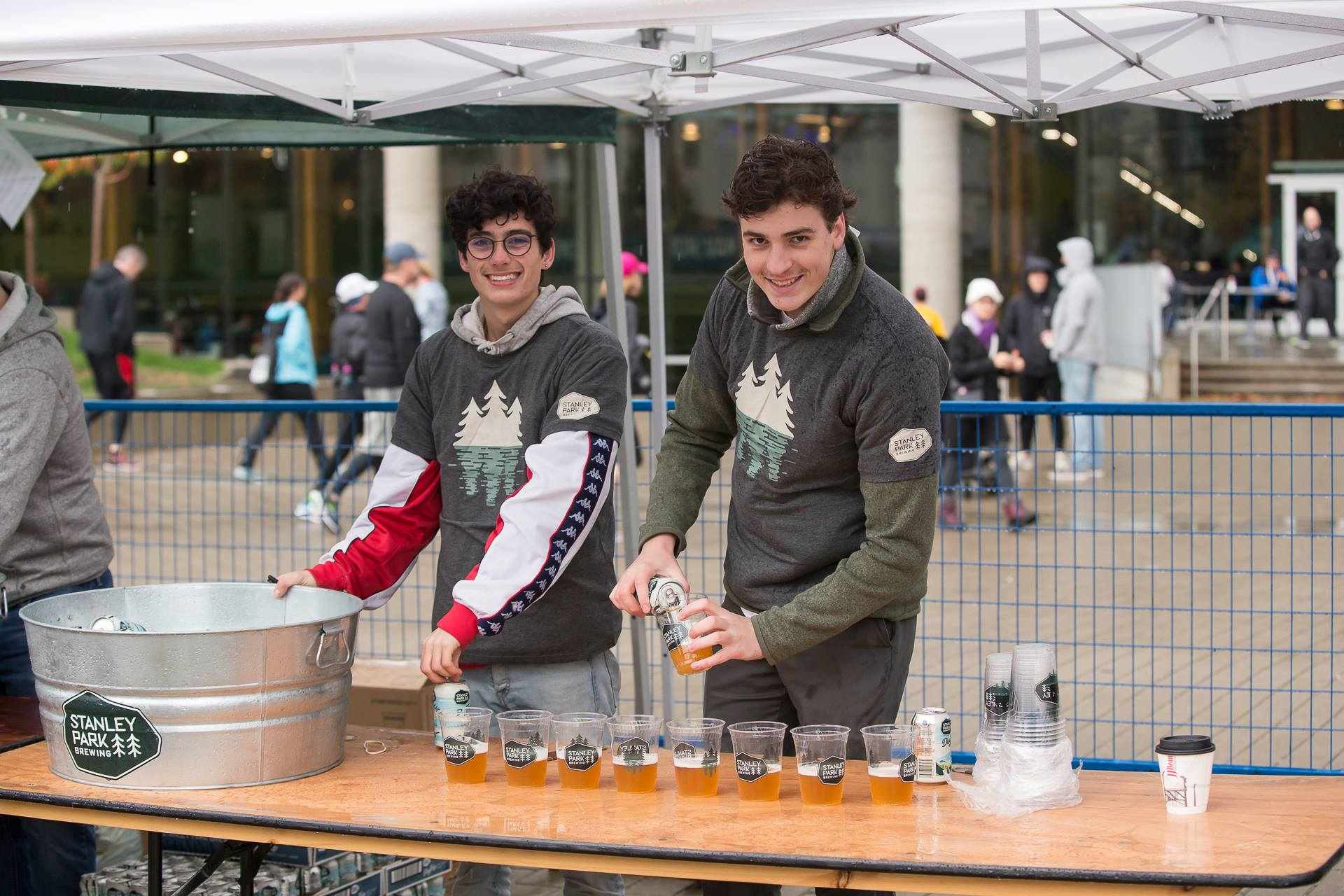 FallClassic-StanleyParkBrewing-BeerSamples